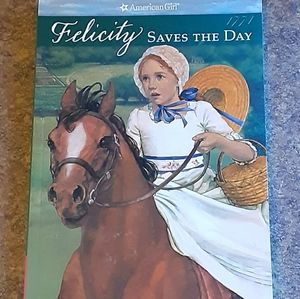 "American Girl ""Felicity Saves The Day"" Children's"